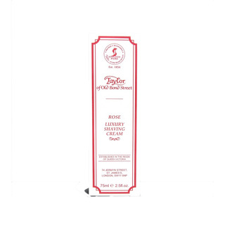 Taylor´s Crema Para Afeitar Rosas 75gr