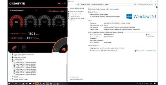 Computador Desktop Dell Gamer Optiplex 990 I7 Vpro, Completo