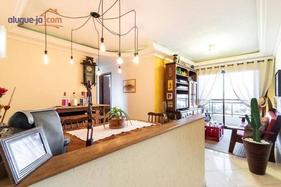 Apartamento Com 3 Dormitórios À Venda, 96 M² Por R$ 350.000,00 - Jardim Das Indústrias - São José Dos Campos/sp - Ap7099