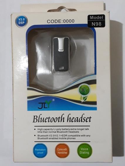Fone De Ouvido Bluetooth Model N98