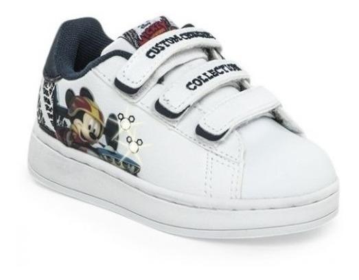 Zapatillas Mickey Baby Race Disney Addnice Luces Fty Calzado