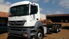 Axor Mb 3344 6x4 Traçado No Chassi,caminhão Com Baixo Km....
