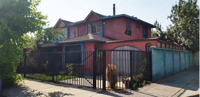 Casa Condominio Valle Dorado 5 Piezas-3baños-cocina Gigante