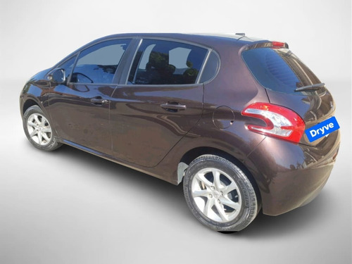 Imagem 1 de 9 de  Peugeot 208 Active 1.5 8v Flex