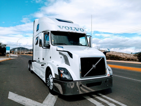 Tractocamion Volvo Vnl 780 Año 2012