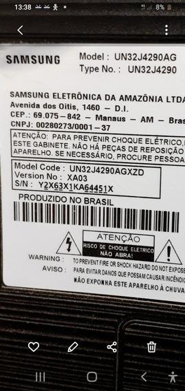 Vendo Tv Samsung Modelo Un32j4290 Para Retirar Componentes