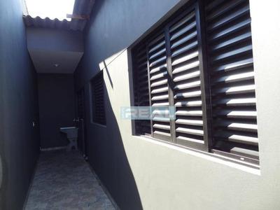 Casa Com 2 Dormitórios Para Alugar, 70 M² Por R$ 700/mês - São José Ll - Paulínia/sp - Ca2501