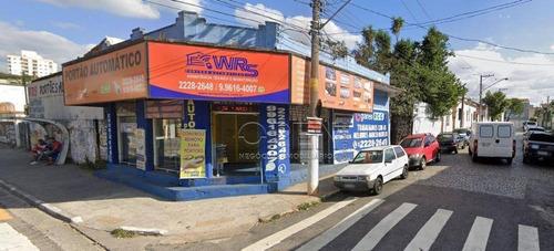 Imagem 1 de 4 de Terreno À Venda, 2650 M² Por R$ 8.000.000,01 - Vila América - Santo André/sp - Te0573