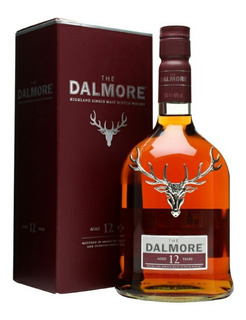 Whisky Dalmore 12 Años Single Malt Escoces Envio Gratis