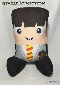 Boneco Almofada Harry Potter