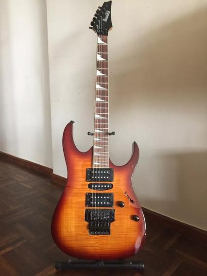 Guitarra Ibanez Gio Grg 270 Dx + Bag (só Em Mãos)