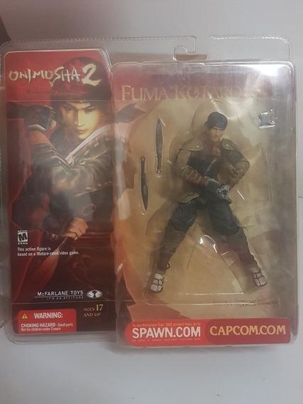 Fuma Kotaro Onimusha 2 Mcfarlane Capcom