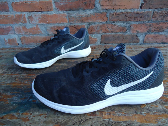 Tenis Nike Zoom Revolution 3 Original Br 41 Usa 9.5 Preto