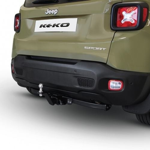 Enganche Remolque Jeep Renegade 2016-2019 Keko