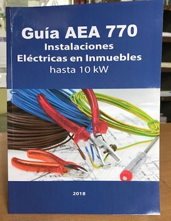 Guia Aea 770 Instalaciones Electricas Inmuebles H/10 Kw