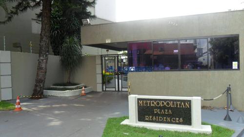 Apartamento À Venda, 55 M² Por R$ 180.000,00 - Vila Siam - Londrina/pr - Ap0037