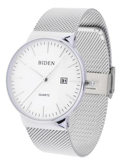 Biden Homens Quartz Relógio Moda Lazer Relógios Presentes