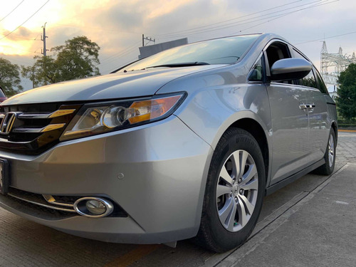 Honda Odyssey 2016 3.5 Exl At
