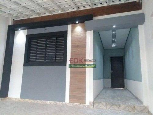 Imagem 1 de 18 de Casa Com 4 Dormitórios À Venda, 145 M² Por R$ 361.000 - Jardim Portugal - São José Dos Campos/sp - Ca6605