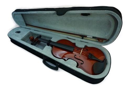 Violin H Hoffer 3/4 100% Original Estuche Resina Arco