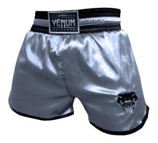 Short Venum Muay Thai Sparring Treino Academia Profissional