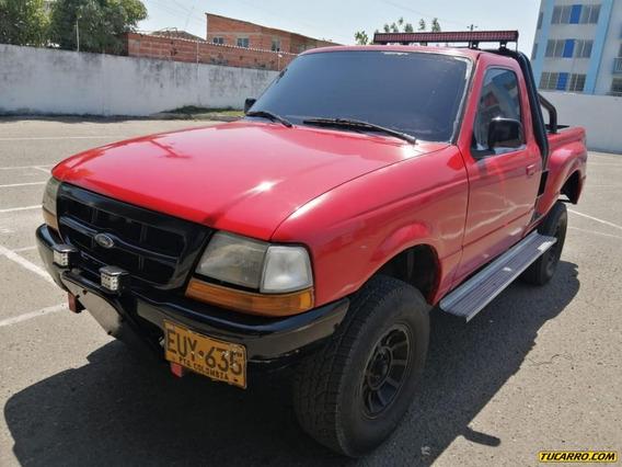 Ford Ranger 4x2 Mt