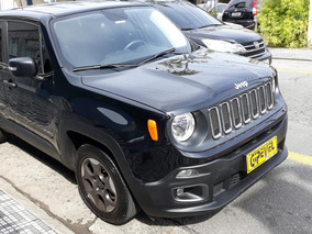 Jeep Renegade 1.8 Automatico Flex 5p Gupevel