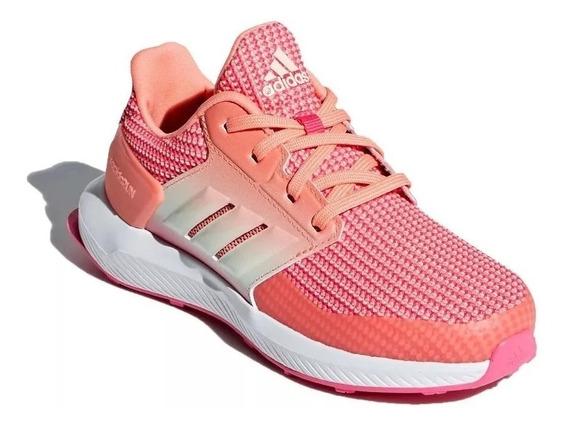 adidas Zapatillas Running Niña Rapidarun K - Ah2391 31