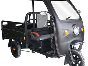 Motocarro Eléctrico Modelo H8 Potente Motor 1500w 72v