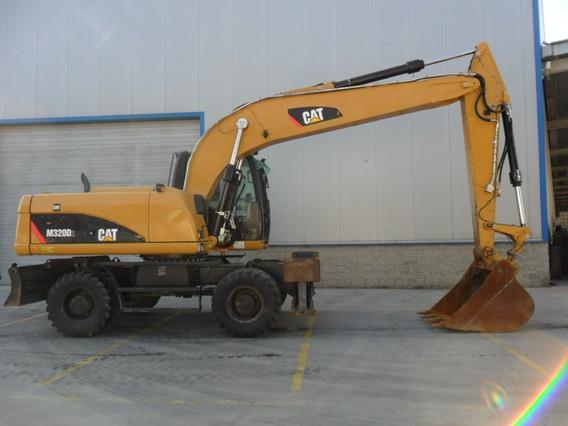 *** Excavadora Cat M320d - Saat3158 $45,000