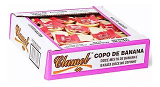 Copo De Doce De Banana E Batata C/50 Clamel !! Atacado