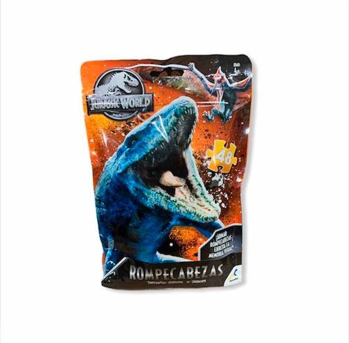 Rompecabezas Bolsa Foil Jurassic World 2