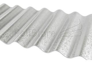 Chapas Acanaladas Cincalum C25 Ternium. 6 X 1,10mts