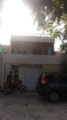 Casa Com 5 Dormitórios À Venda, 195 M² Por R$ 300.000 - Jardim Icaraí - Caucaia/ce - Ca0851