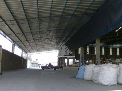 Galpão De 6.000m² Com Doca Para Locação Em Jardim Das Nações - Guarulhos/sp - Ga0252