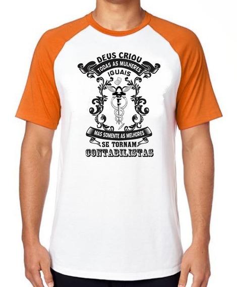 Camiseta Luxo Contabilista Mulheres Melhores Profissão Top