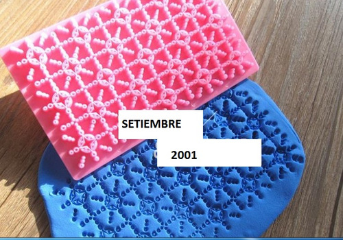 Imagen 1 de 3 de # Marcador De Textura - Reposteria         (844)