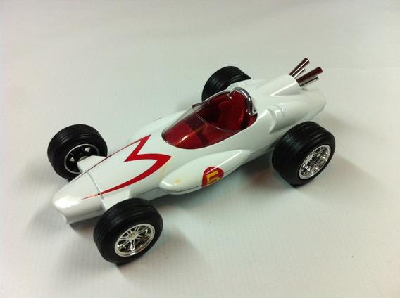 Mini F1 Mach 5 Coleção Speed Racer Brinquedo Antigo Jada
