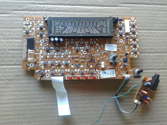 Placa Frontal Som LG Ffh-786