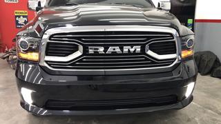 Parrilla Mopar Dodge Ram 1500 2018 , Cga Accesorios