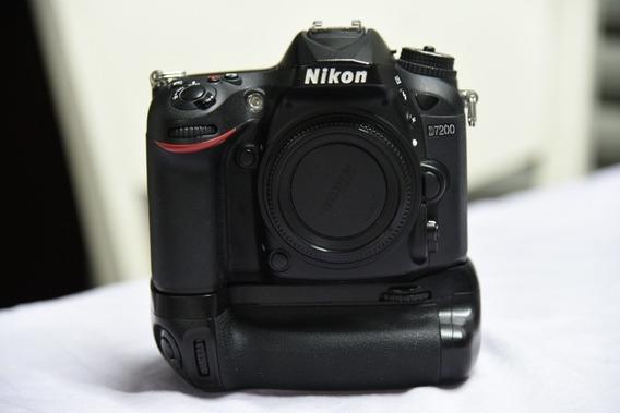 Nikon D7200 Com Grip- Linda!
