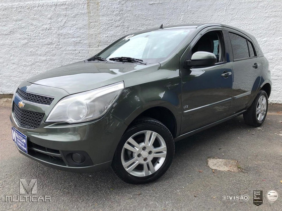 Chevrolet Agile 1.4 Mpfi Ltz 8v Flex 4p Manual 2009/2010