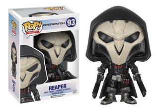 Funko Pop Games Overwatch Reaper #93