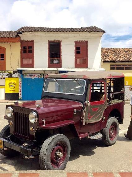 Jeep Willys Diesel Turbo Diesel Qd 32 T Turbo Diesel 3200cc