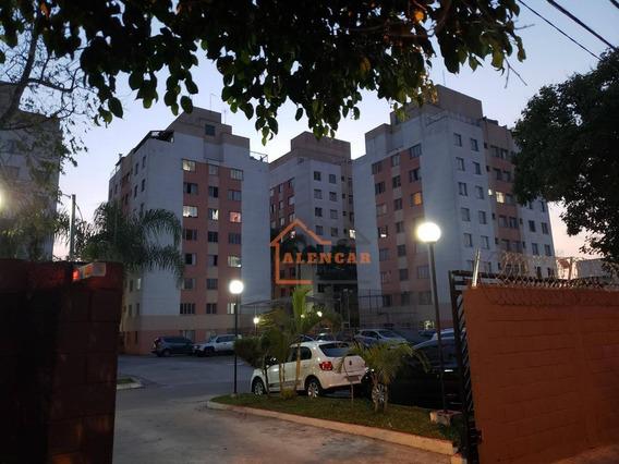 Apartamento Com 2 Dormitórios À Venda, 56 M² Por R$ 200.000,00 - Itaquera - São Paulo/sp - Ap0079