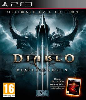 Diablo 3 Reaper Of Souls Ultimate Edition Ps3 Digital Gcp