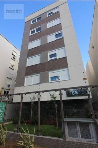 Apartamento Com 2 Dormitórios À Venda, 67 M² Por R$ 498.000,00 - Menino Deus - Porto Alegre/rs - Ap1791