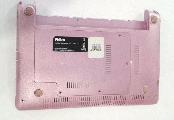 Carcaça Base Chassi Netbook Philco Phn 10a2 Series (9326)