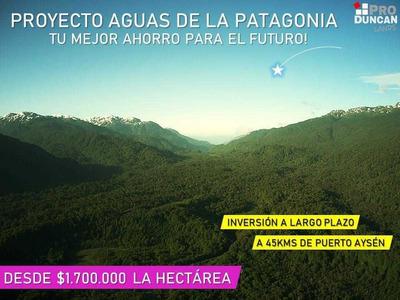 Proyecto De Loteo En Verde En Valle Del Río Cóndor,
