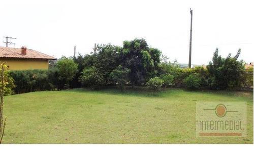 Chácara Residencial À Venda, Green Ville I, Boituva. - Ch0422